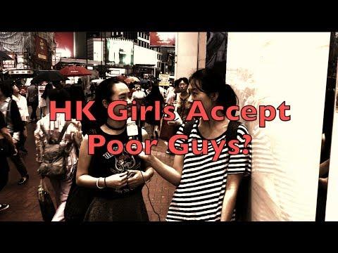 What Kind of Men Do Hong Kong Girls Like?