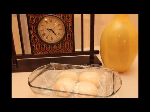 Rhodes Rolls Time Lapse Raising and then Baking