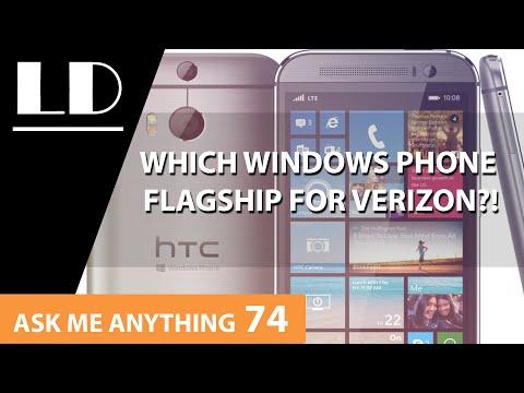 Windows 10 Mobile Verizon Flagship? | AMA 74