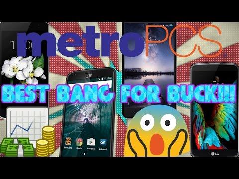 Top 5 Metro PCS Phones 2016