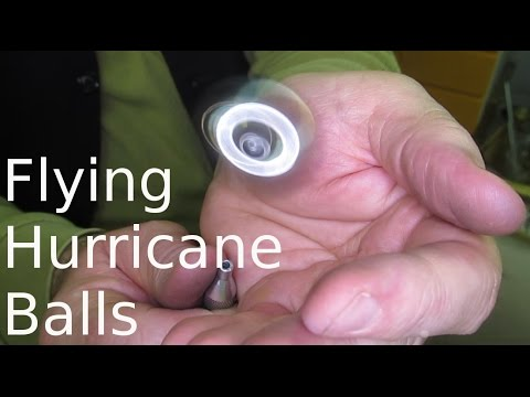 Now they can fly: Hurricane Balls