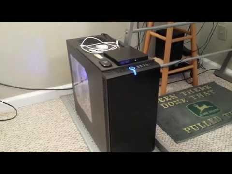Home Workstation Computer Tour June 2015
