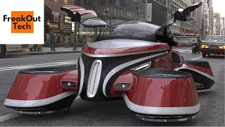 5 Coolest Future Technology Means Of Transport