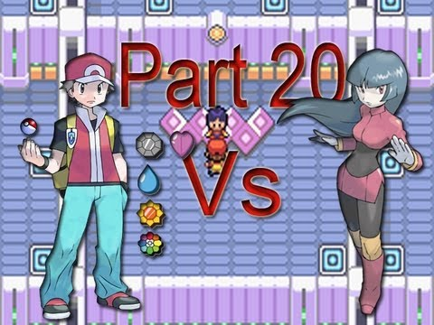 Pokemon Fire Red - Sixth Badge Gym Leader: Sabrina Part 20