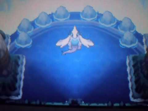 pokemon soul silver - catch lugia