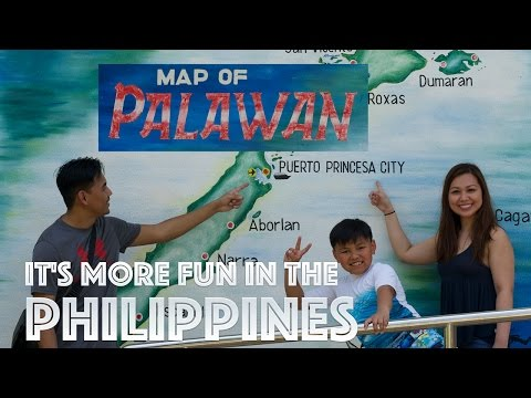 Travel to Puerto Princesa, Philippines