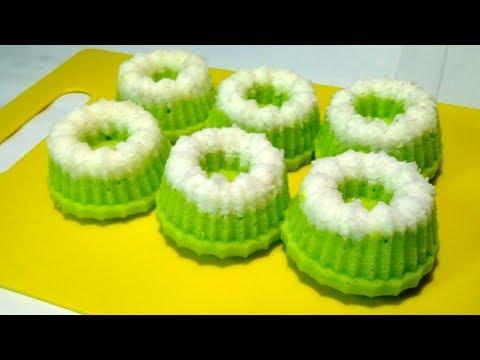 Resep Kue Putu Ayu Kukus / Putu Mayang