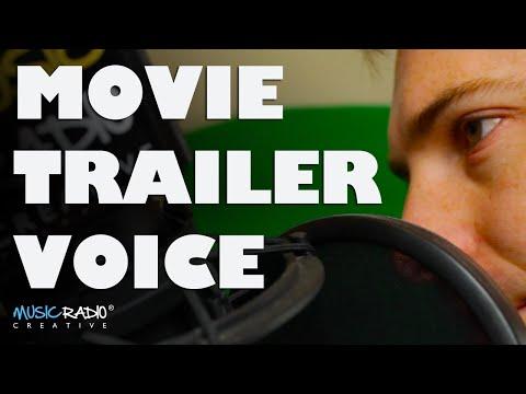 Podcast With Movie Trailer Voice Effect (XirrinOpposition)