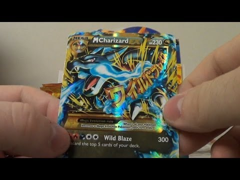 Opening a Flashfire Booster Box