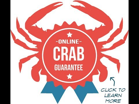 Maryland Blue Crab Weight and Quantity Guarantee. www.cameronsseafood.com