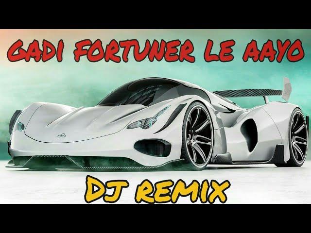 #Gadi fortuner le aayo #dj remix || tiktok Trending || tharo banno diwano ye gadi fortuner le aayo