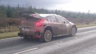 WRC Wales Rally GB 2017 - Sweet Lamb, Dyfi, Brenig [Pure Sound]