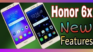 15+ New features added after oreo[emui8] update on honor 6x