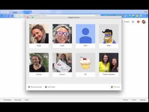 Chrome Profiles