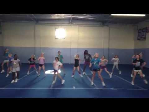 CGA   Learn to Cheer!   Allstar 101   Brunswick, Ga