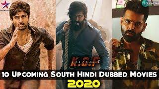 10 Upcoming South Hindi Dubbed Movie 2019-2020 | KGF Chapter 2 | Sita Hindi Dubbed