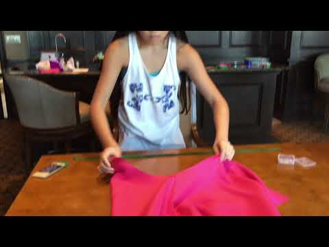 Carly & Hannah's Pillowcase Dress Tutorial