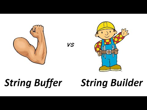 IQ 7: Whats the difference between StringBuffer vs StringBuilder?
