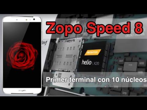 Zopo Speed 8 Características y precio