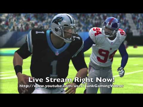 Live Stream Right Now! Madden 13 Thursday Night Football
