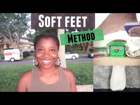 How To Get Baby Soft Feet