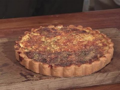 How To Make Your Own Sausage Quiche