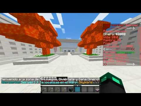 Review de BerSerKer (TNT run-skywars-eggwars-pvp-survival-parcelas-etc.)