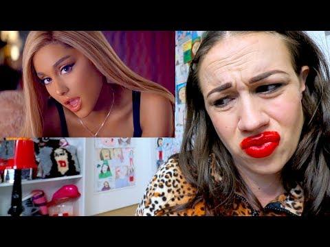 Xxx Mp4 Reacting To Ariana Grande Thank U Next 3gp Sex