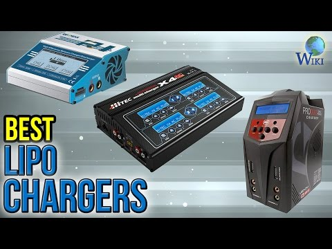 7 Best LiPo Chargers 2017