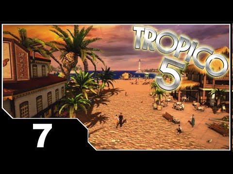 Tropico 5 - We Will Endure So Let The Rum Flow