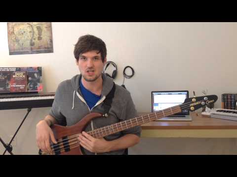 THE BEAST!!! - Advanced Bass Scales Exercise