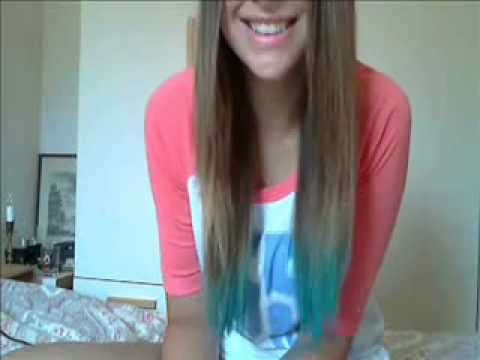 Dipdye - ombre hair   ♥ NO BLEACH OR DYE NEEDED ♥