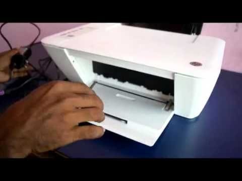 HP Deskjet Ink Advantage 2545 Wifi All-in-One Color Printer