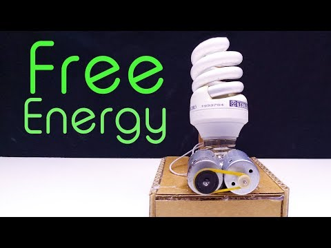Free Energy Generator Without Battery | How to make Free electricity