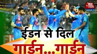 India Beats Pakistan by 6 wickets