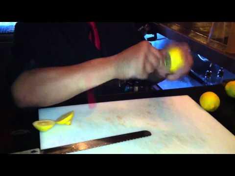 How To Make Lemon Twists