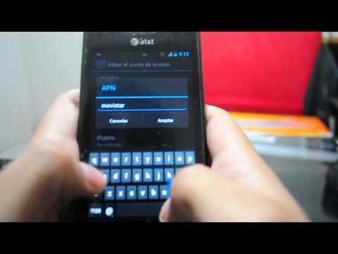 Configurar Internet Movistar Android Perú [HD]