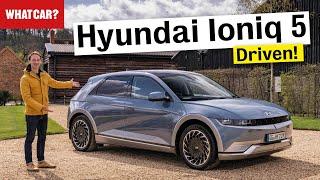 2021 Hyundai Ioniq 5 REVIEW!! – best new EV? | What Car?