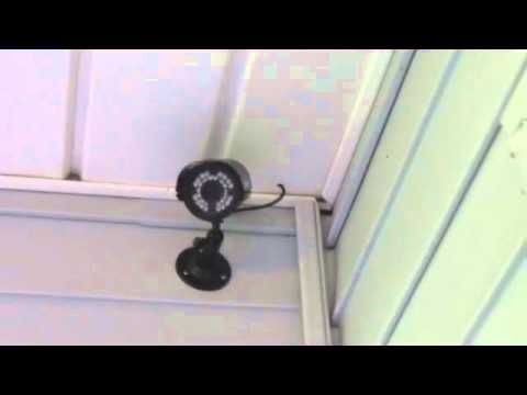 Swann Dummy ADS 180 Imitation Security Camera Review