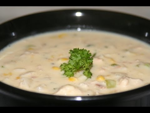 Chicken Corn Chowder - Delicious!!!!!!!!!!!!!!!