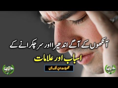Sir Chakrana Vertigo Causes and Treatment in Urdu - PakVim