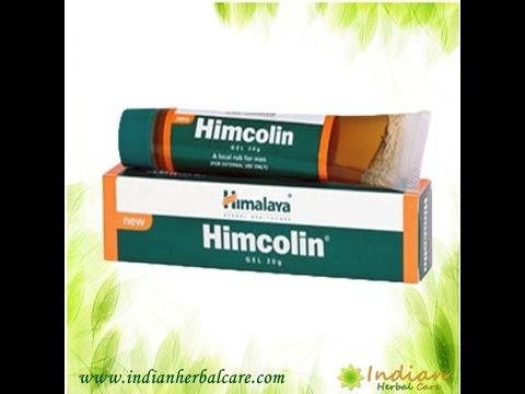 Himalaya Himcolin-Gel - 30g tube