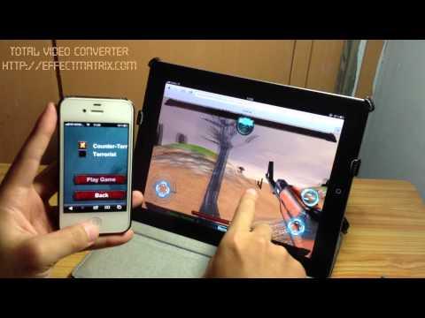 FIT-HCMUS - GAME3D - WEBGL - GunPlay -  Iphone4S/Ipad2  - ManhHieu & CongThanh