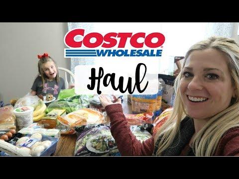Grocery Hauls | Costco