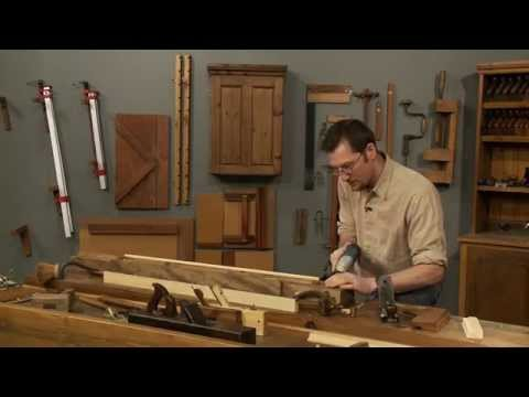 How to cut a simple Ovolo Molding - 02