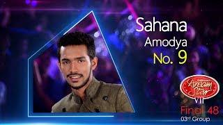 Dream Star Season 7   Final 48 ( 03rd Group ) Sahana Amodya ( 17-06-2017 )