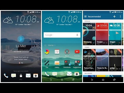 HTC Themes Update