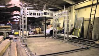 Betabram 3d Printer (house Printer) - Official Video