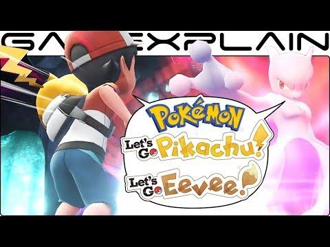 Pokémon Let's Go Pikachu & Eevee Are Real! Reveal DISCUSSION! (+ Pokémon Quest & Gen 8)