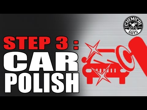 Step 3: How to Polish out Swirls and Scratches - Nissan GT-R - Detailing and Car Wash Flowchart